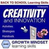 Problem Solving INNOVATION & CREATIVITY unit: Social Emoti