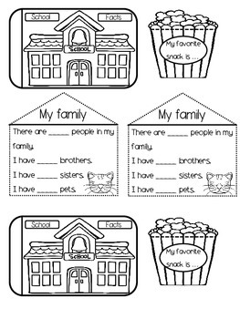 BACK TO SCHOOL POSTER {{quick topics}} one interactive worksheet