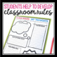 BACK TO SCHOOL RULES ACTIVITY