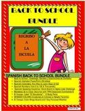 BACK TO SCHOOL -SPANISH CURRICULUM BUNDLE-SPANISH I
