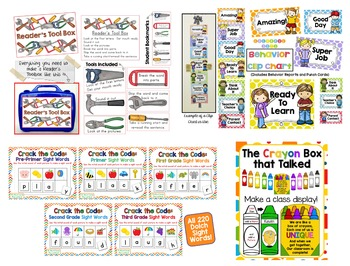 BACK TO SCHOOL SUPER BUNDLE!  40 Kits at an AMAZING Price - 495 Pages!