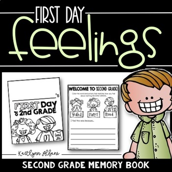 BACK TO SCHOOL Second Grade Memory Book - Practice Pages!
