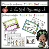 BACK TO SCHOOL Start Up Pack   A Freebie for you!
