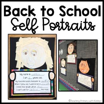 BACK TO SCHOOL: Student Self Portraits