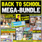 BACK TO SCHOOL: Super Mega Bundle