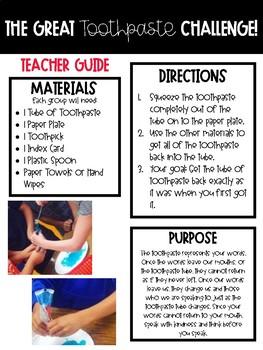 BACK TO SCHOOL Teamwork & Friendship Accountability