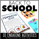 BACK TO SCHOOL:  Top Ten Activities To Kickstart Your Year!