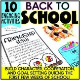 BACK TO SCHOOL:  Top Ten Activities To Kickstart Your Year!