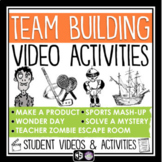 BACK TO SCHOOL VIDEO TEAM BUILDING ACTIVITIES