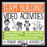 TEAM BUILDING CLASSROOM ACTIVITIES - VIDEO & ASSIGNMENTS