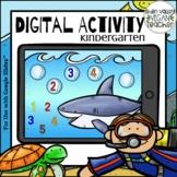 BACK TO SCHOOL Virtual Kindergarten Google Slides™️ Activi