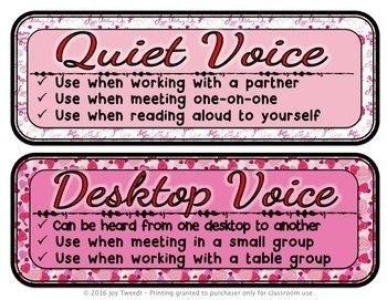 Voice Level Displays to Help Control Noise – Seasonal