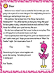BACK TO SCHOOL WELCOME LETTER TEMPLATE
