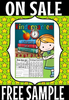 BACK TO SCHOOL WITH LET'S GO KINDERGARTEN AND YEAR 1 (FREE)