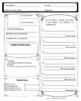 BACK-TO-SCHOOL student profile sheets - English/Spanish
