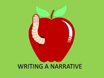 BACK TO SCHOOL - writing a narrative series
