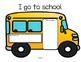 BACK to SCHOOL Transportation Posters Oral Language FREE