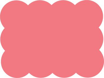 FRAMES: Bubble Blob {Bright Collection}