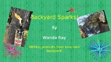 BACKYARD SPARKS!