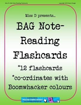 BAG Flashcards