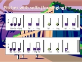 BAG Recorder Songs - PowerPoints