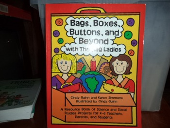 BAGS BOXES BUTTONS    ISBN 0-929895-72X