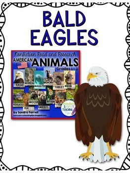 BALD EAGLE - nonfiction animal research