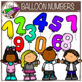 BALLOON NUMBERS