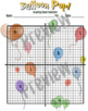 BALLOON POP! - A Graphing Linear Functions Activity! - Slope Intercept Form
