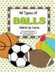 BALLS 2 Piece Puzzles Matching FREE