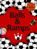 BALLS & RAMPS SCIENCE JOURNAL/PRINTABLES