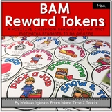 BAM: Positive Classroom Management & Reward Tokens