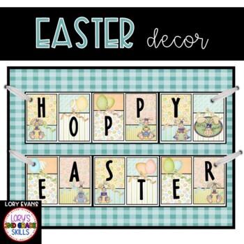 BANNER - Hoppy Easter