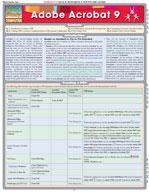 Adobe Acrobat 9 - QuickStudy Guide
