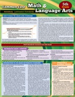 Ccss: Math & Language Arts - 5Thgrade