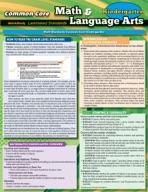 CCSS: Math & Language Arts Kindergarten