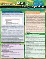 Ccss: Math & Language Arts - Kindergarten