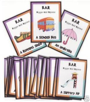 B.A.R. Cards