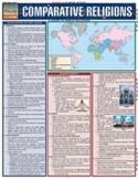 Comparative Religions - QuickStudy Guide