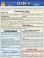 DSM-5 Overview - QuickStudy Guide