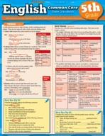 English Common Core 5Th Grade
