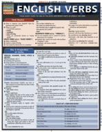 English Verbs - QuickStudy Guide