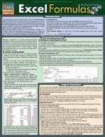 Excel 2013 Formulas - Advanced - QuickStudy Guide