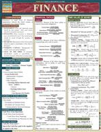 Finance - QuickStudy Guide