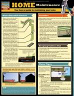 Home Maintenance - QuickStudy Guide