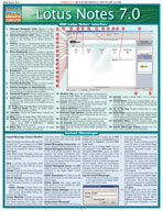 Lotus Notes 7.0 - QuickStudy Guide