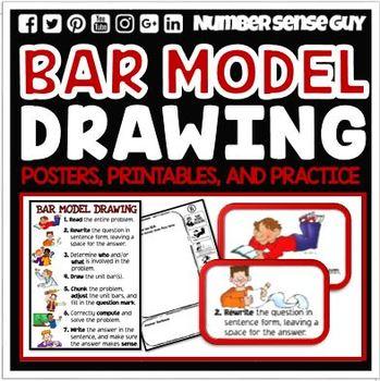 BAR MODEL DRAWING
