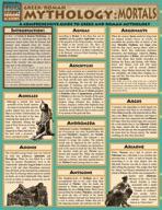 Mythology - Greek/Roman Mortals - QuickStudy Guide