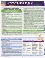 Psychology - Developmental (Life Span)