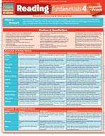 Reading Fundamentals (4) - QuickStudy Guide